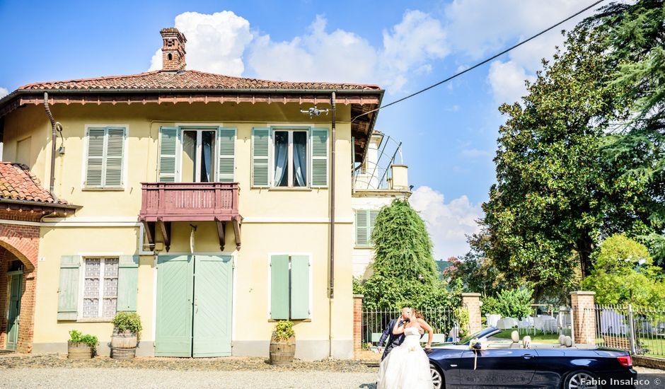 Il matrimonio di Giuseppe e Sara a Asti, Asti