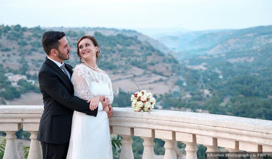 Il matrimonio di Pietro e Ester a Modica, Ragusa