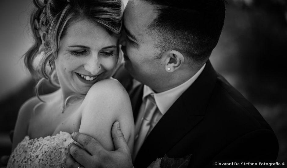 Il matrimonio di Peter e Rosy a Maratea, Potenza