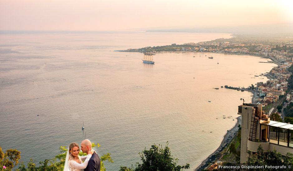 Il matrimonio di Marco e Agata a Taormina, Messina