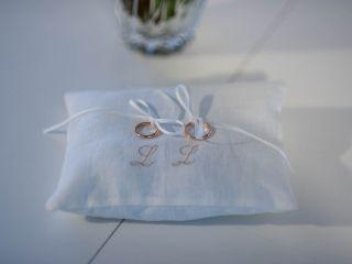 Le nozze di Laura e Leandro 1