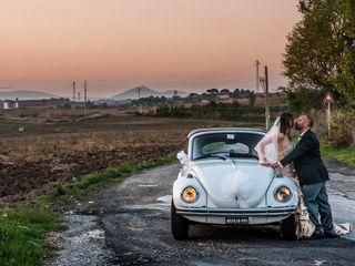 Le nozze di Maurizio e Giorgia