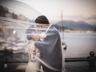 Le nozze di Francesco e Cristel