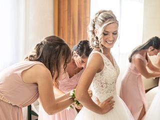 Le nozze di Carolina e Mattia 3