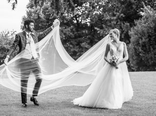 Le nozze di Carolina e Mattia