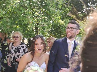 Le nozze di Francesco e Jackelin Belen 1