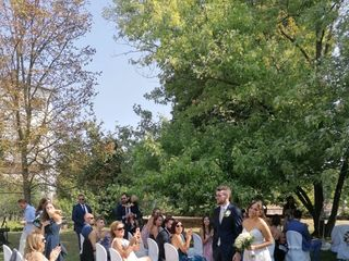 Le nozze di Francesco e Jackelin Belen 2