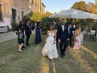 Le nozze di Francesco e Jackelin Belen
