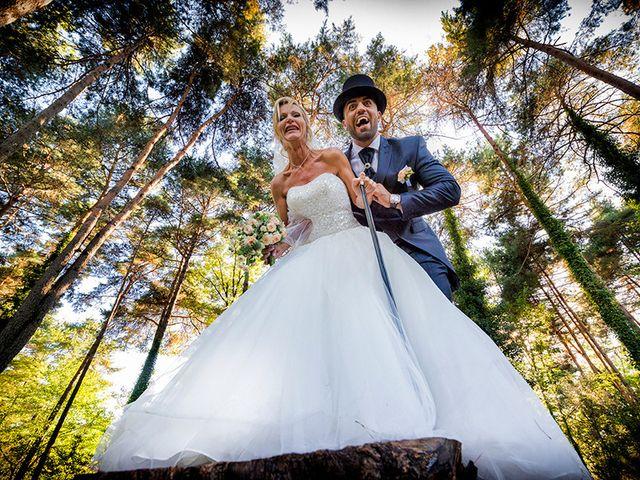 Il matrimonio di Ros e Virginie a Venegono Inferiore, Varese 16
