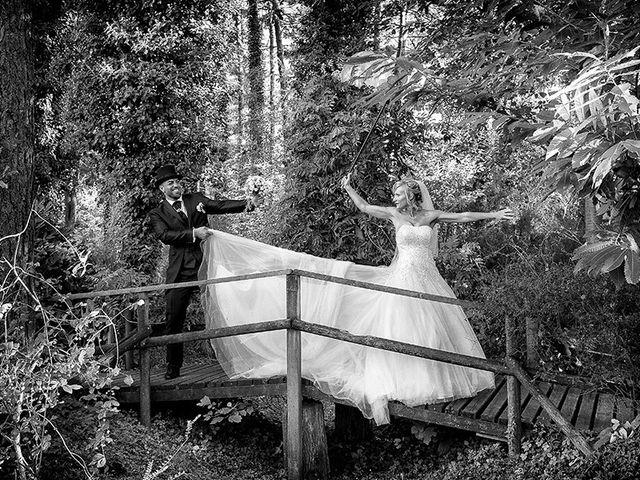 Il matrimonio di Ros e Virginie a Venegono Inferiore, Varese 18