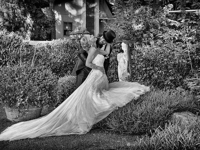 Il matrimonio di Ros e Virginie a Venegono Inferiore, Varese 21