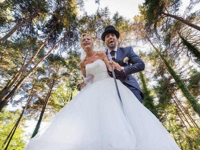 Il matrimonio di Ros e Virginie a Venegono Inferiore, Varese 24