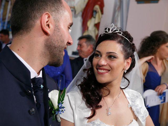 Il matrimonio di Pio e Federica a Fossato Serralta, Catanzaro 1