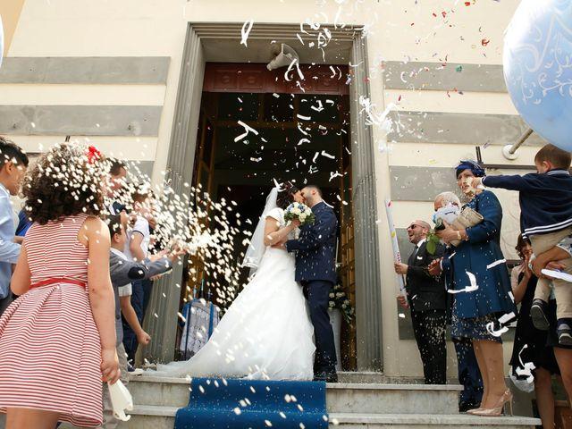 Il matrimonio di Pio e Federica a Fossato Serralta, Catanzaro 3