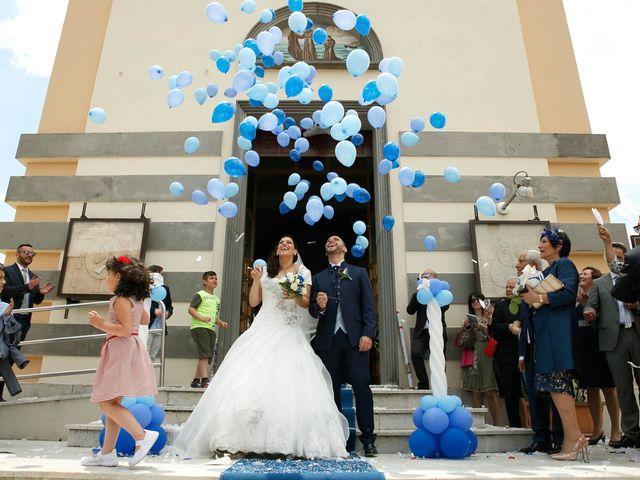 Il matrimonio di Pio e Federica a Fossato Serralta, Catanzaro 4