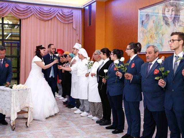 Il matrimonio di Pio e Federica a Fossato Serralta, Catanzaro 6