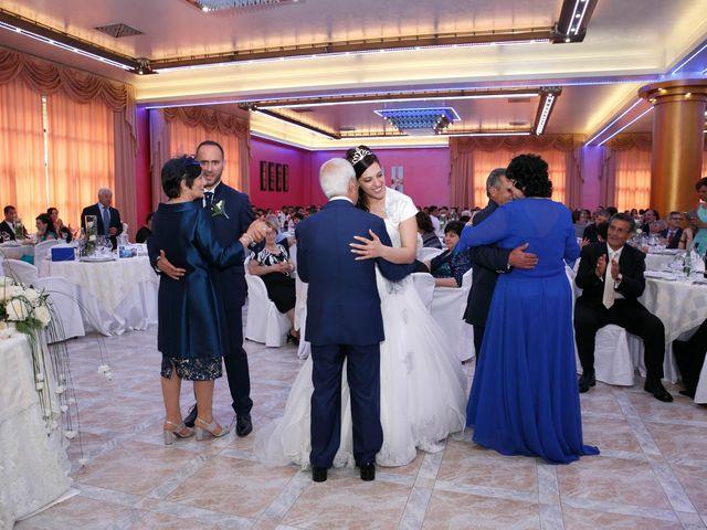 Il matrimonio di Pio e Federica a Fossato Serralta, Catanzaro 8