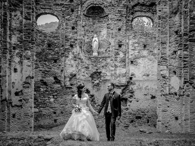 le nozze di Federica e Pio
