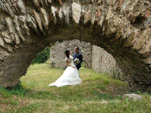 Il matrimonio di Pio e Federica a Fossato Serralta, Catanzaro 10