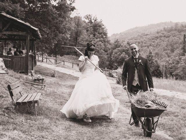 Il matrimonio di Pio e Federica a Fossato Serralta, Catanzaro 11