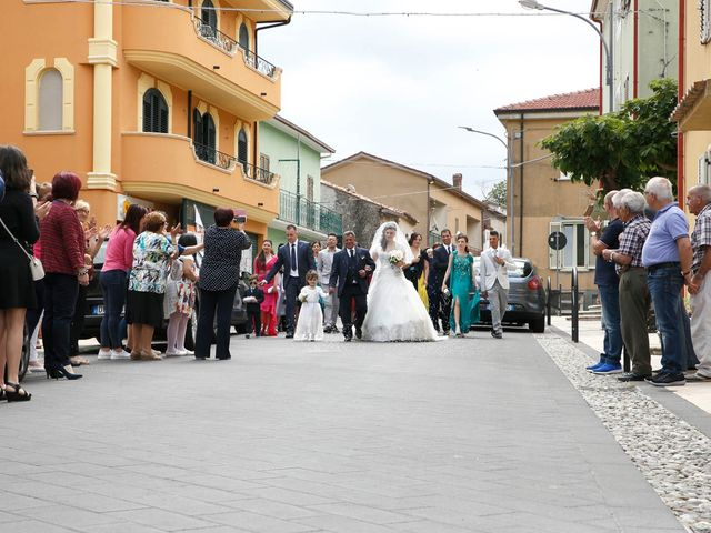 Il matrimonio di Pio e Federica a Fossato Serralta, Catanzaro 23