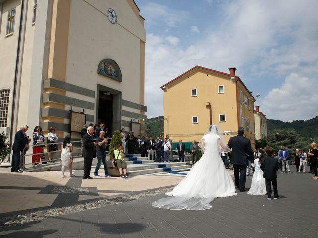 Il matrimonio di Pio e Federica a Fossato Serralta, Catanzaro 24