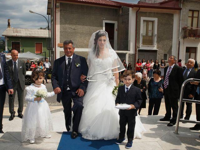 Il matrimonio di Pio e Federica a Fossato Serralta, Catanzaro 25