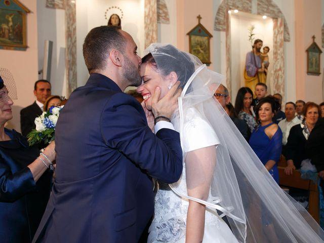 Il matrimonio di Pio e Federica a Fossato Serralta, Catanzaro 26