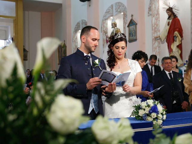 Il matrimonio di Pio e Federica a Fossato Serralta, Catanzaro 27