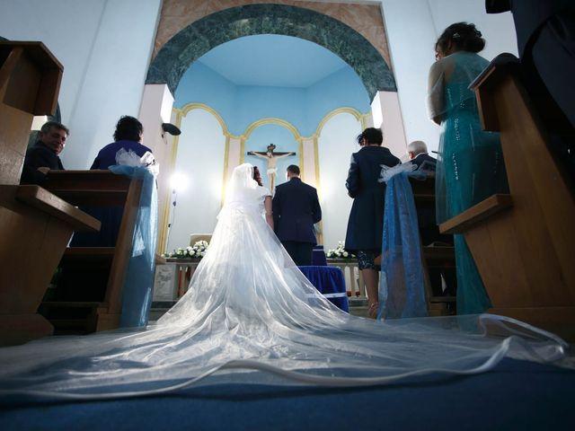 Il matrimonio di Pio e Federica a Fossato Serralta, Catanzaro 28