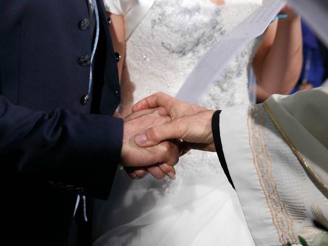 Il matrimonio di Pio e Federica a Fossato Serralta, Catanzaro 29