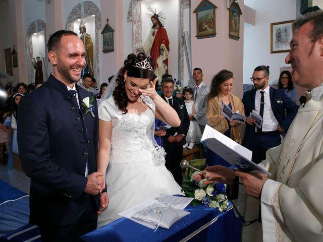 Il matrimonio di Pio e Federica a Fossato Serralta, Catanzaro 30