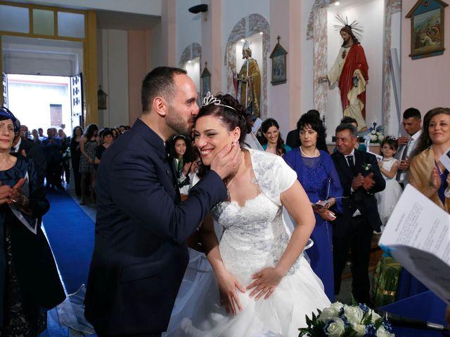 Il matrimonio di Pio e Federica a Fossato Serralta, Catanzaro 31