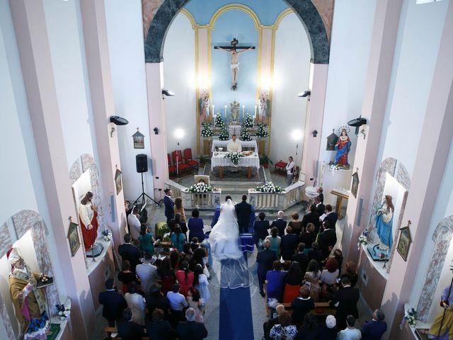 Il matrimonio di Pio e Federica a Fossato Serralta, Catanzaro 33