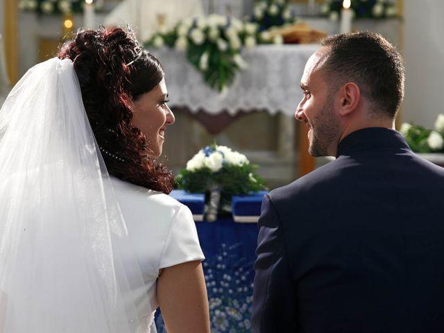 Il matrimonio di Pio e Federica a Fossato Serralta, Catanzaro 34