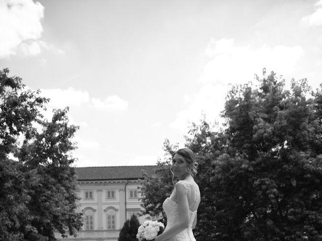 Il matrimonio di Alberto e Elisa a Frassineto Po, Alessandria 16
