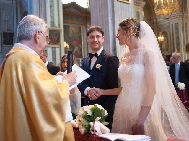 Il matrimonio di Alberto e Elisa a Frassineto Po, Alessandria 17
