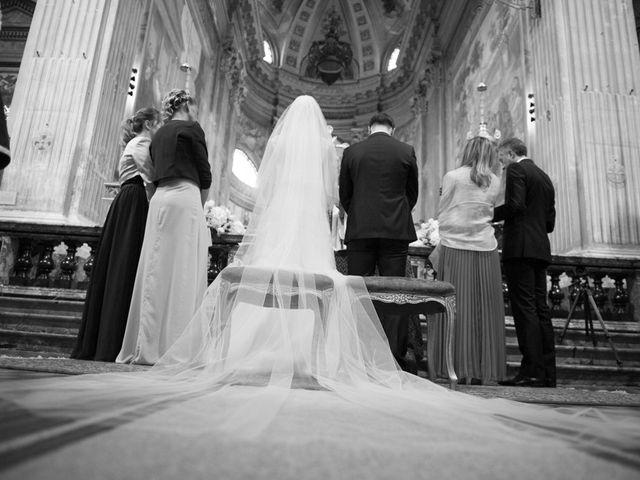Il matrimonio di Alberto e Elisa a Frassineto Po, Alessandria 19