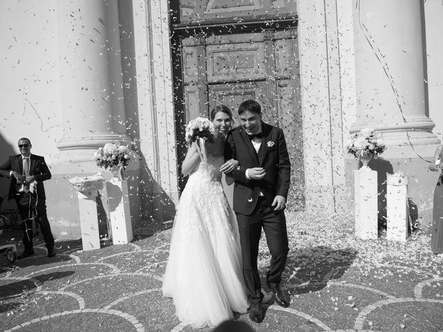 Il matrimonio di Alberto e Elisa a Frassineto Po, Alessandria 20