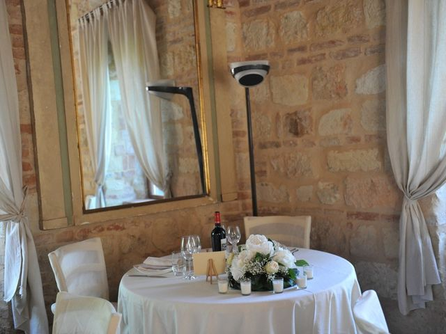Il matrimonio di Alberto e Elisa a Frassineto Po, Alessandria 22