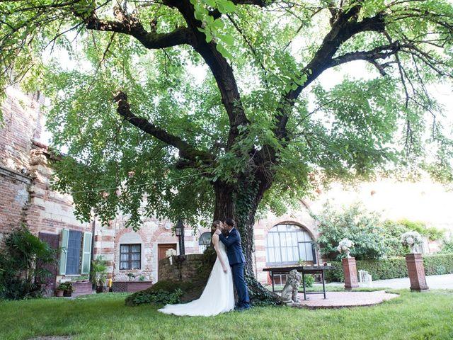 Il matrimonio di Alberto e Elisa a Frassineto Po, Alessandria 1