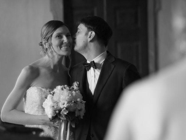 Il matrimonio di Alberto e Elisa a Frassineto Po, Alessandria 28