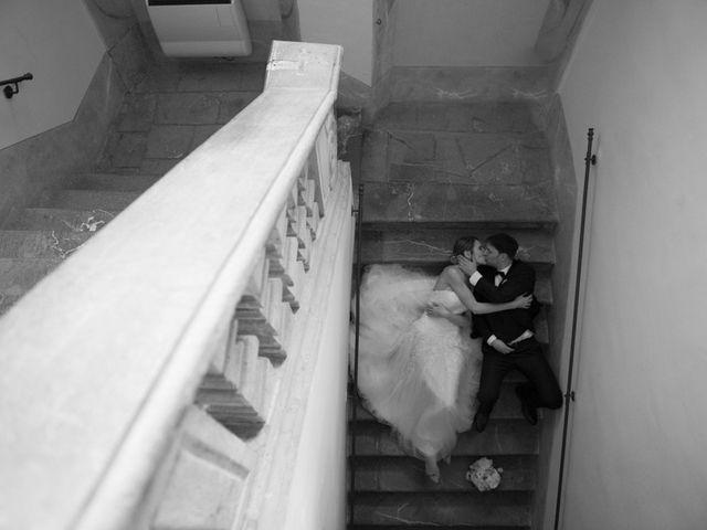 Il matrimonio di Alberto e Elisa a Frassineto Po, Alessandria 30