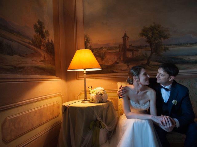 Il matrimonio di Alberto e Elisa a Frassineto Po, Alessandria 31