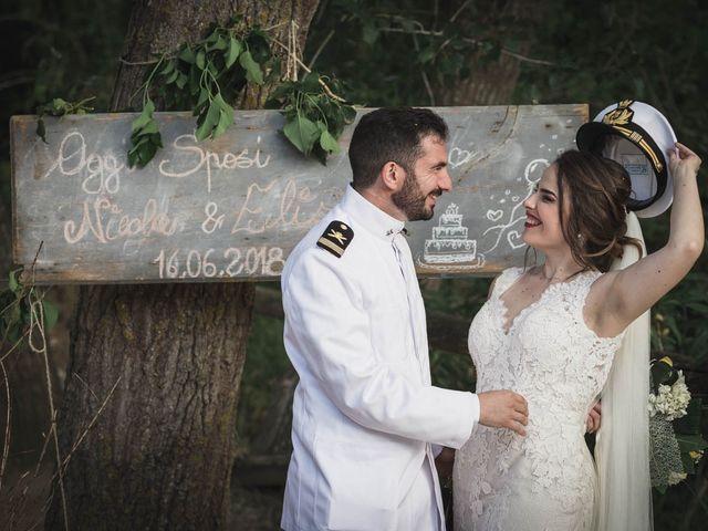 le nozze di Elisa e Nicola