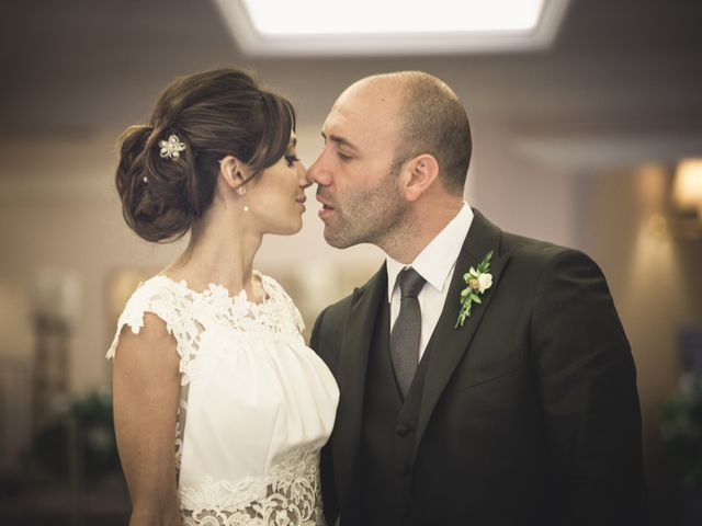 Il matrimonio di Francesco e Angela a Airola, Benevento 47
