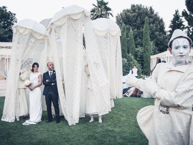 Il matrimonio di Francesco e Angela a Airola, Benevento 50