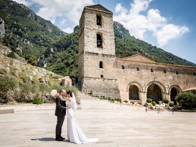 Il matrimonio di Francesco e Angela a Airola, Benevento 62