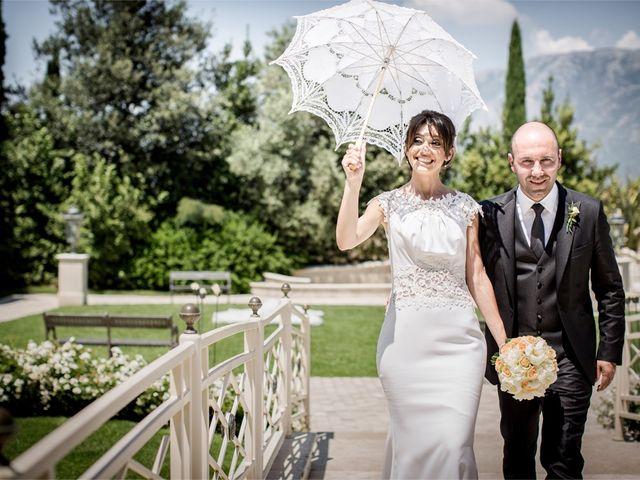 Il matrimonio di Francesco e Angela a Airola, Benevento 63