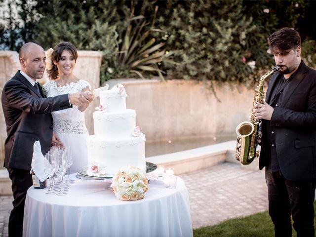 Il matrimonio di Francesco e Angela a Airola, Benevento 70